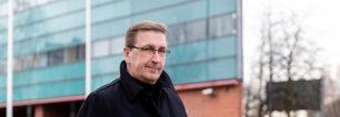 Juha-Ville Mäkinen, LVI-Tekniset Urakoitsijat LVI-TU ry