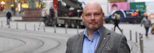 LVI-asiantuntija Marko Kempas, LVI-Tekniset Urakoitsijat LVI-TU ry