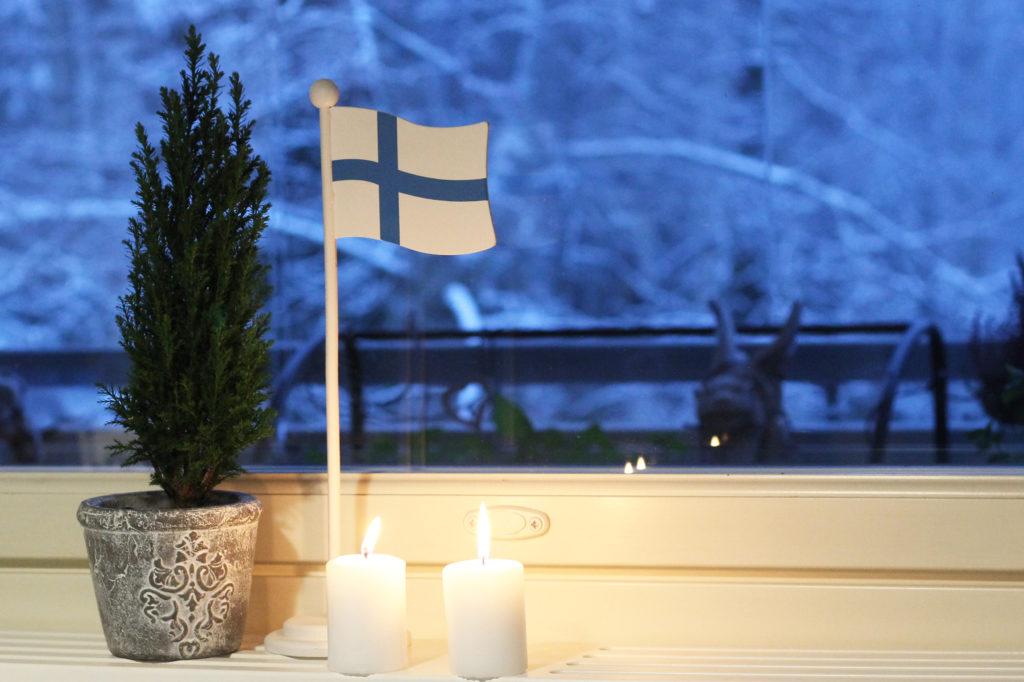 LVI-TU toivottaa rauhallista Itsenäisyyspäivää!